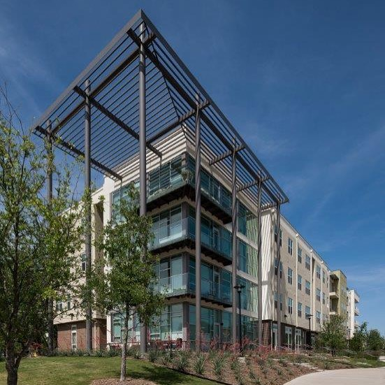 Great angles with the Standard at Cityline in Richardson! #jhparch #architecture #masterplanning